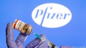 Україна домовилася про постачання 10 мільйонів доз вакцини компанії Pfizer