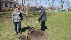 В Запорожье в Казацком лицее прошла экологическая акция «Озеленение планеты-2021», – ФОТОРЕПОРТАЖ