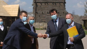 Метинвест стал стратегическим партнером национального проекта трансформации острова Хортица