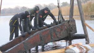В Запорожье на Хортице впервые используют уникальный метод реставрации казацкого артиллерийского лафета 18 столетия, – ФОТО, ВИДЕО