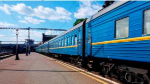УЗ внесла до розкладу руху поїздів далекого сполучення сполучення Львів – Запоріжжя