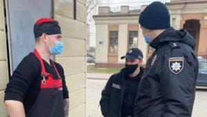 В Запорожской области 170 рейдовых групп проверяют соблюдение правил карантина