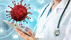 За сутки в Запорожской области COVID-19 заболели почти 900 человек