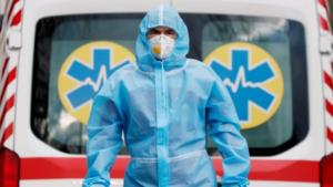 У Запоріжжі і ще в двох районах області найбільше завантажені лікарні ковідними пацієнтами