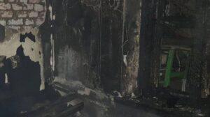 У Запоріжжі в результаті пожежі загинув чоловік