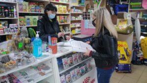 За неделю в Запорожье рабочая группа зафиксировала почти 200 нарушений карантина на рынках и в заведениях