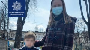 В Запорожье, катаясь на велосипеде, потерялся 5-летний мальчик