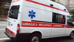 В Запорожской области столкнулись две легковушки: пострадавший получил серьезные травмы