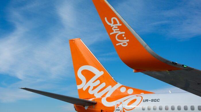 SkyUp запускає рейси Запоріжжя-Бургас