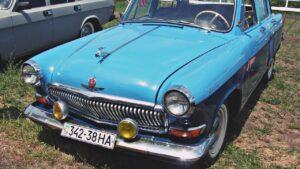 В Запорожской области состоялся масштабный слет владельцев автомобилей «Волга», – ФОТОРЕПОРТАЖ