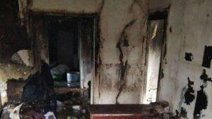 В Запорожской области в пожаре погибла вся семья, – ФОТО