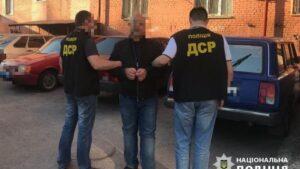 Суд взял под стражу запорожского криминального авторитета