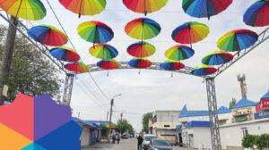 В центре Кирилловки установили новую арт-локацию, — ФОТО