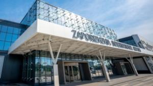 Запорізький аеропорт у вересні перевищив власні показники минулого року