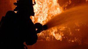 Під Запоріжжя згорів дачний будинок: пожежу гасили 8 рятувальників