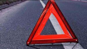 В центре Запорожья сбили пешехода: его госпитализировали