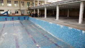 В Запорожье в этом году завершат строительство бассейна в Школе высшего спортивного мастерства, - ФОТО