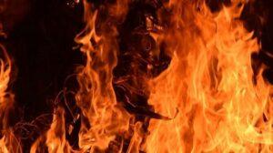 У центрі Запоріжжя горів приватний будинок: встановлюється причина пожежі