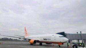 SkyUp відстрочив авіарейси із Запоріжжя до Одеси
