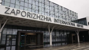 В 2021 запорожский аэропорт превысил показатели 2019 года