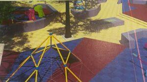 В Запорожье на Правом собираются реконструировать парк возле ДК ЗТЗ: как он будет выглядеть, – ФОТО