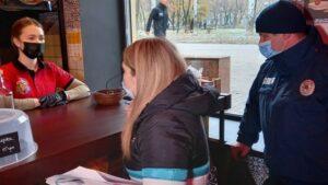 Работу мобильных бригад по контролю соблюдения требований карантина в Запорожье приостановили