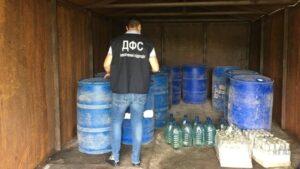 В Запорожской области правоохранители остановили незаконное производство спирта, – ФОТО
