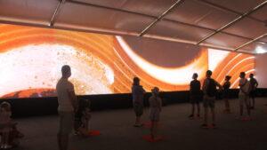 В Запорожье на «Радуге» открылась уникальная интерактивная выставка «Art of steel», – ФОТОРЕПОРТАЖ