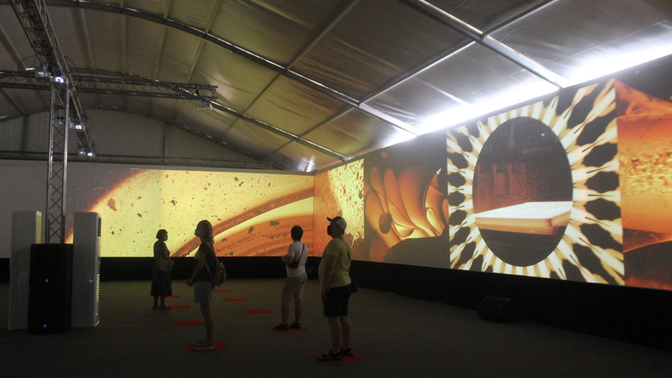 В Запорожье уникальную выставку «Art of steel» увидели тысячи людей, – ФОТО
