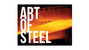 В Запорожье на «Радуге» строят грандиозный павильон для уникальной выставки «Art of steel», – ФОТО