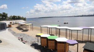 Два великих пляжі в Запоріжжі можуть закрити