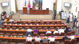 Запорізький міський голова заявив про можливий розпуск депутатського корпусу