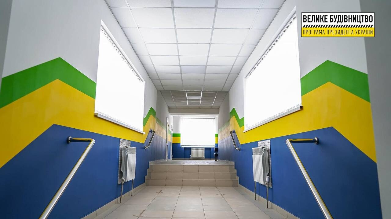 На Запоріжжі зробили масштабну реконструкцію навчально-виховного комплексу «Джерело»: як виглядає школа, – ФОТОРЕПОРТАЖ