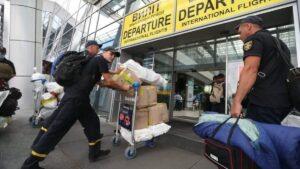 Украинское правительство при поддержке Метинвеста направило в Грецию спецсамолет для тушения пожаров, – ФОТО