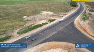 В Запорожской области продолжается многомиллионный капитальный ремонт трассы на Одессу: что уже сделали, – ФОТОРЕПОРТАЖ