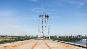 Стало известно, когда в Запорожье откроют движение транспорта по новым мостам, – ФОТО