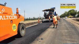 В Запорожской области за 600 миллионов капитально ремонтируют 24 километра трассы в Одессу, – ФОТОРЕПОРТАЖ