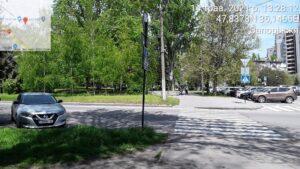 Автомобиль запорожского полицейского арестуют за неуплату штрафов