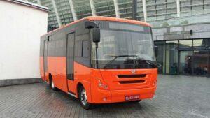 Запорожский завод ЗАЗ начнет выпуск автобусов под брендом Mercedes-Benz