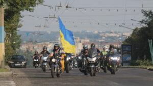 «Мотопробег Единства»: в Запорожье приехали байкеры со всей Украины, – ФОТОРЕПОРТАЖ