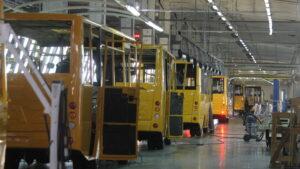 Как в Запорожье на заводе ЗАЗ делают новые автобусы собственного производства: экскурсия в цех, – ФОТОРЕПОРТАЖ