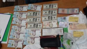 На хабарі затримали чинного депутата Мелітопольської міської ради