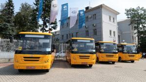 Запорожская область за 30 миллионов купит у завода ЗАЗ еще 20 новых школьных автобусов