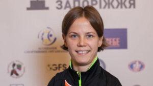 Запорожанка получила призовое место на чемпионате Европы по паратхеквондо