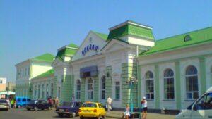 Потягів до Запорізької області поменшає