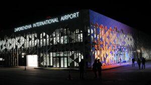 Запорізький аеропорт переходить на зимовий графік роботи
