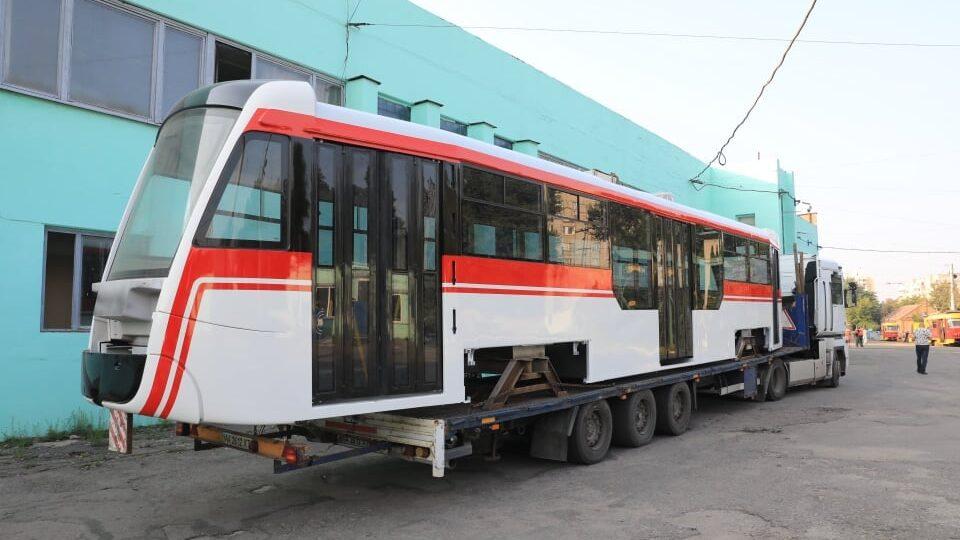 В Запорожье сделают еще один трамвай собственного производства, – ФОТО
