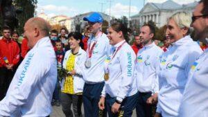 Запорожские призеры Паралимпиады могут получить по миллиону гривен из бюджета