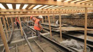 В Запорожье продолжаются работы по восстановлению пострадавшей от пожара многоэтажки: что уже сделано, – ФОТО