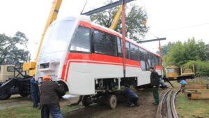 В Запорожье в этом году на маршрутах заработают три трамвая собственного производства, – ФОТО